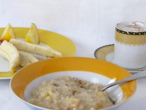 Haferbrei, Baby-Frühstücksrezept von Babyspeck & Brokkoli auf babyspeck.at
