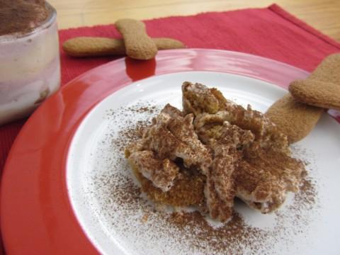 Tiramisu sunrise, Babyrezept ohne Zucker mit Obstmus von Babyspeck & Brokkoli auf babyspeck.at