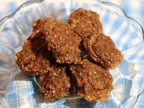 Baby led weaning Rezept für BLW-Snack Bananen-Dinkelkekse von Babyspeck & Brokkoli auf babyspeck.at