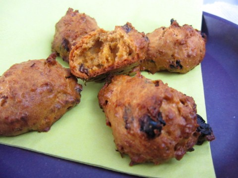 Baby led weaning Rezept für Baby-Snack Karotten Kekse von Babyspeck & Brokkoli auf babyspeck.at