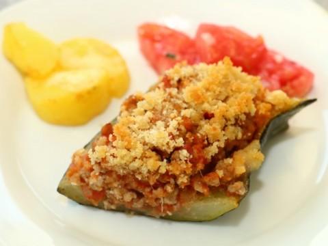Babyrezept gefüllte Zucchini von Babyspeck & Brokkoli auf babyspeck.at