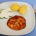 Babyrezept Kohlrabischnitzel von Babyspeck & Brokkoli auf babyspeck.at