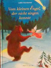 Adventkalender 2015 auf Babyspeck.at, Fenster 3: Buchtipp Klanggeschichte Vom kleinen Engel, der nicht singen konnte