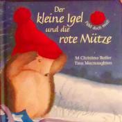 Adventkalender 2015 auf Babyspeck.at, Fenster 3: Buchtipp Klanggeschichte Der kleine Igel und die rote Mütze