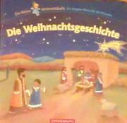 Adventkalender 2015 auf Babyspeck.at, Fenster 3: Buchtipp Klanggeschichte Die Weihnachtsgeschichte