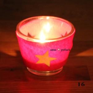 Bastelanleitung buntes Teelicht am 15. Dezember im Adventkalender von Babyspeck & Brokkoli auf babyspeck.at. Gastbeitrag von Anna Pollack. Bild 16 von 17
