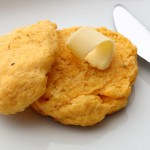 süßkartoffel-biscuits (babyspeck)