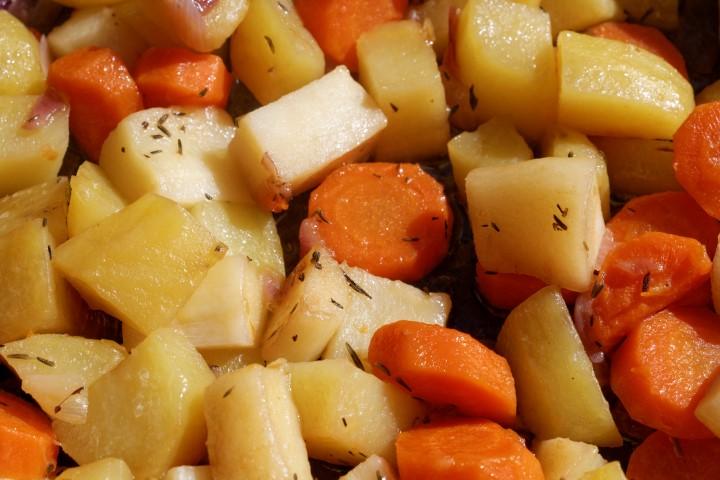 gibts auch kuerbisroesti ohne kartoffel