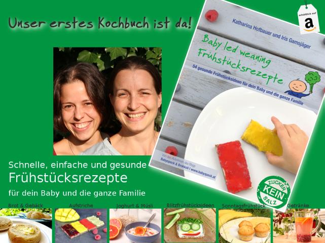 Babyspeck und Brokkoli Frühstücksbuch